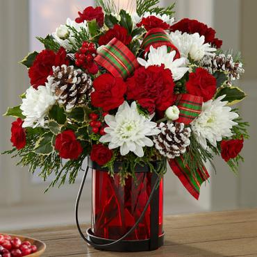 The Holiday Wishes™ Bouquet by Better Homes and Gardens&re