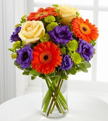 The Rays of Solace™ Bouquet