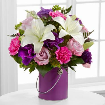 The Color Your Day With Beauty™ Bouquet