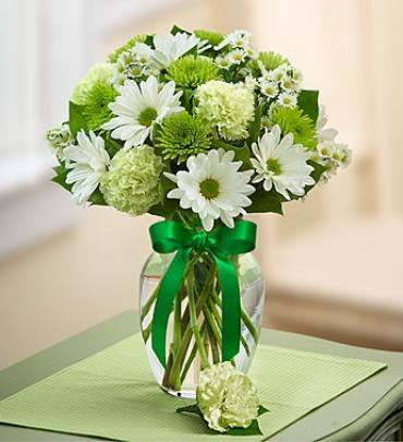 It's Your Lucky Day Bouquet™ with Boutonniere