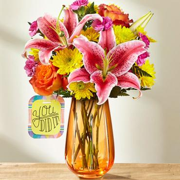 The You Did It!™ Bouquet by Hallmark