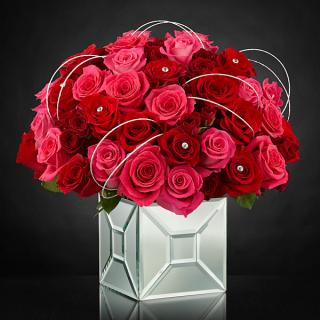 The Blushing Extravagance™ Luxury Bouquet by Kalla™